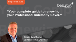 professional indemnity cover